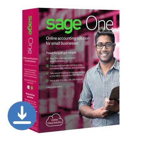 Logiciel comptable Sage One