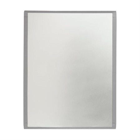 Tableau blanc magnétique effaçable à sec