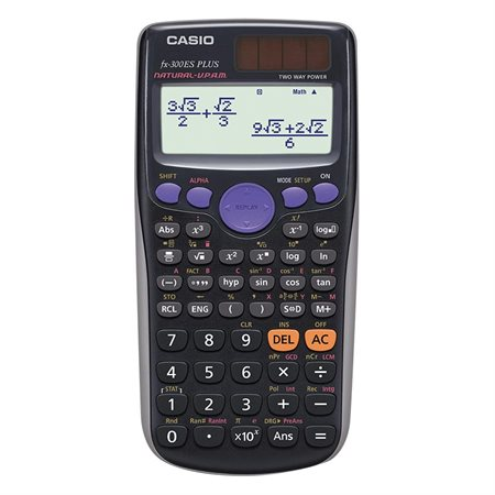 FX-300ES PLUS Scientific Calculator