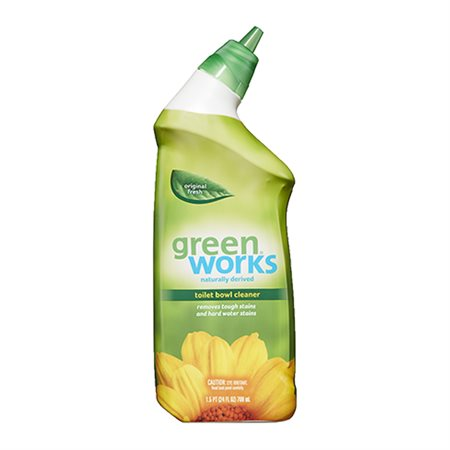 Green Works®  Toilet Bowl Cleaner