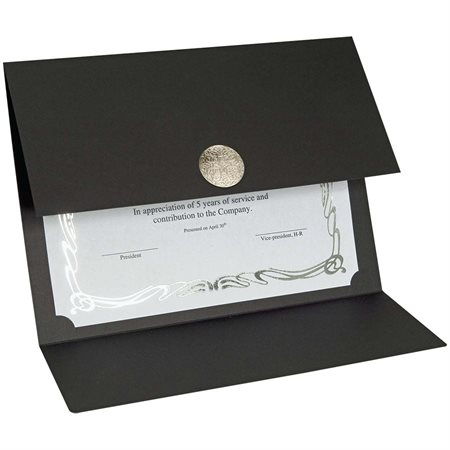 Porte-certificat St.James™ Elite Medallion