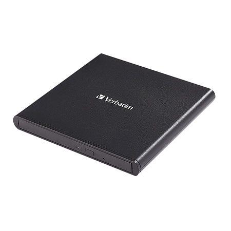 External Slimline CD / DVD Writer