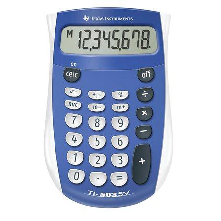 Calculatrice de poche TI503SV