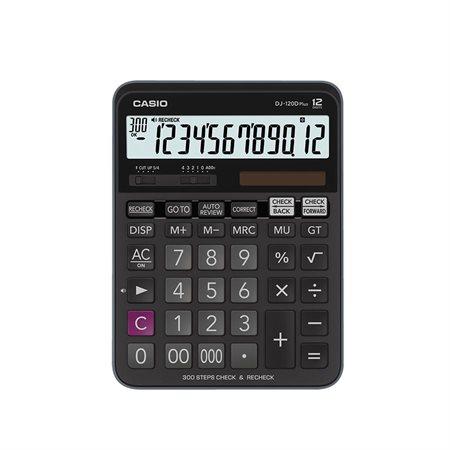 Calculatrice à vérification DJ-120D Plus