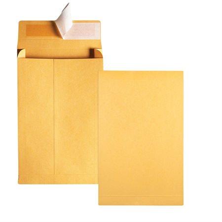 Enveloppe Kraft expansible Redi-Strip™