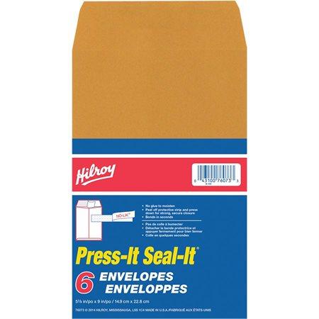 Enveloppe kraft Press-it Seal-it®