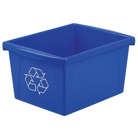 Bac de recyclage personnel