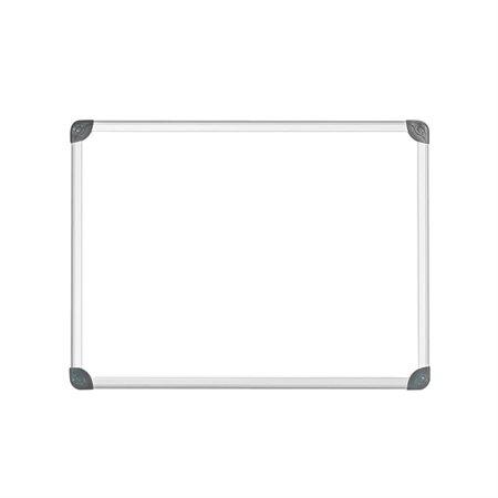 Tableau blanc effaçable à sec cadre Euro™