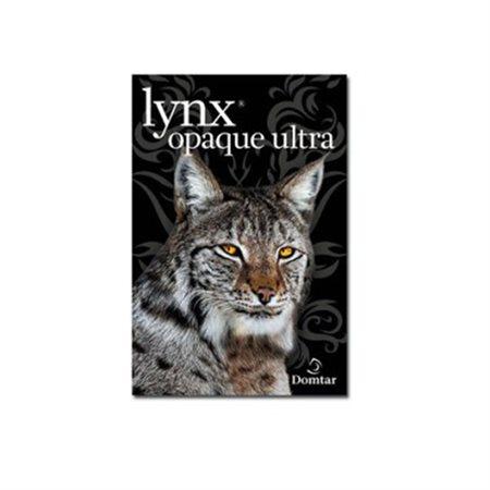 Papier Domtar Lynx opaque