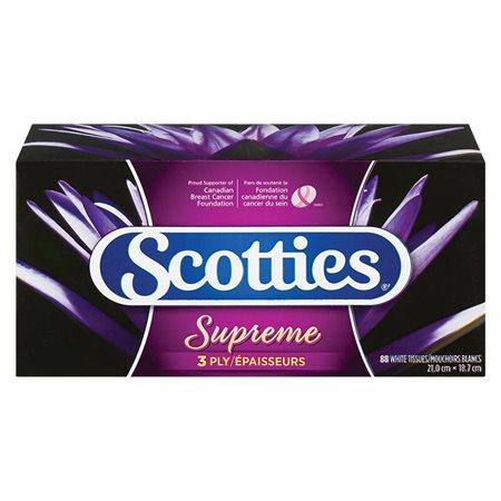 Papier mouchoirs Scotties® Supreme