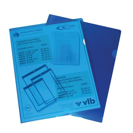 Protective File Pockets