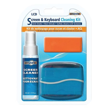 Screen & Keyboard Cleaning Kit
