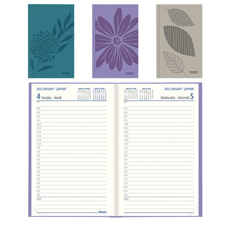 DAILY PLANNER BILINGUAL