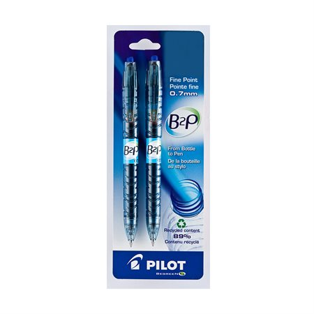 B2P Retractable Rollerball Pen