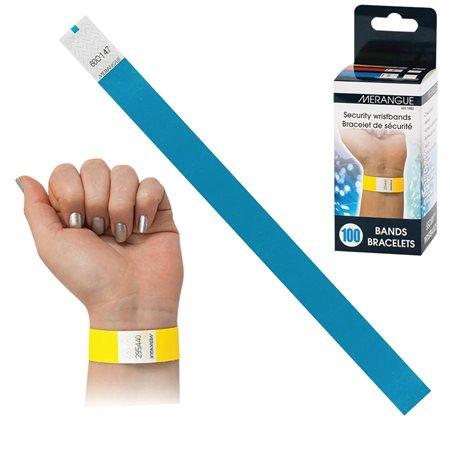 Bracelet de sécurité en papier