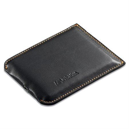 Disque dur portatif Wallet Drive Leather