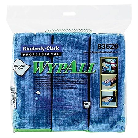 Chiffons microfibre WypAll®