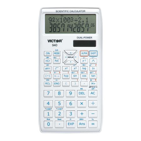 Calculatrice scientifique 940
