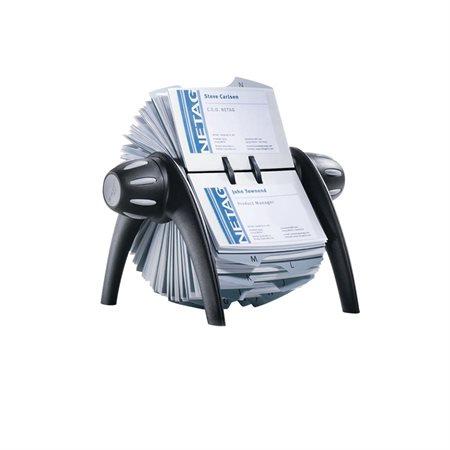 Visifix® Flip Rotary Business Card File