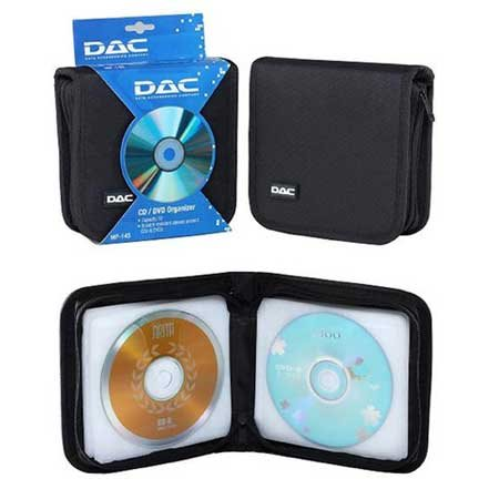 MP145 CD / DVD Organizer