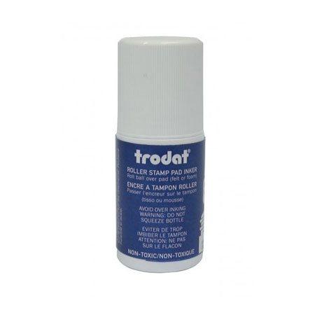 Encre soluble pour tampon encreur