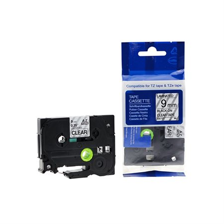 Compatible Printing Tape Cassette for P-Touch Labellers