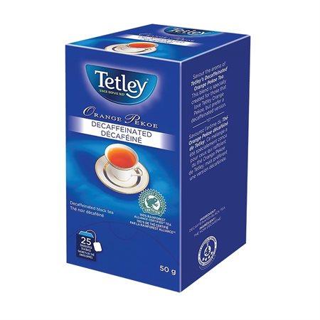 Sachets de thé Tetley