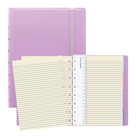 Filofax® Classic Pastels Notebook orchid