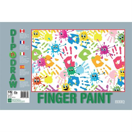 Kids 'N' Krafts Fingerpaint Pad