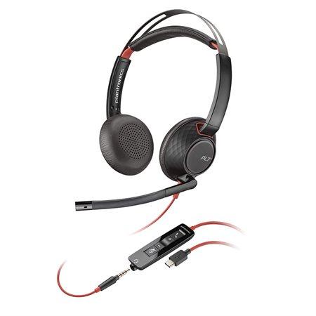 Casque téléphonique Blackwire 5200 Series