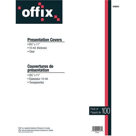 Couverture pour relier Offix®