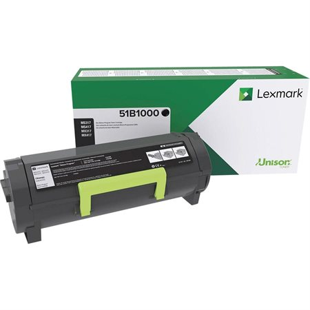 58D1000 Toner Cartridge