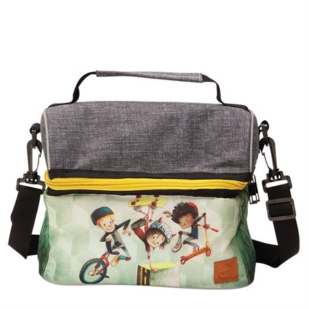 Dare-Devils Dome Lunch Bag