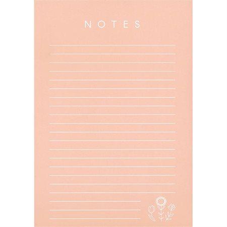 Bloc-notes Emma Verde