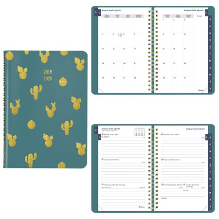 Funsie Academic Weekly / Monthly Planner (2019-2020)