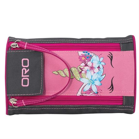 Unicorn 2 Zipper Pencil Case