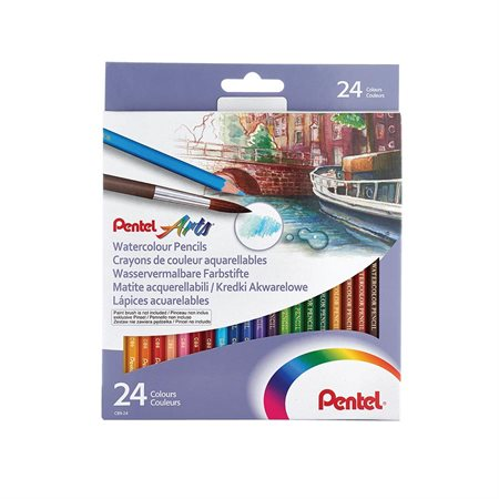 Crayons aquarellables Arts®