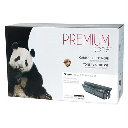 Compatible Toner Cartridge (Alternative to HP 508A)