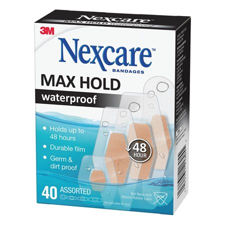 Pansements Nexcare™ Max Hold
