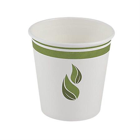 Goblet en papier pour boisson chaude