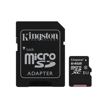 Carte mémoire Canvas Select MicroSD