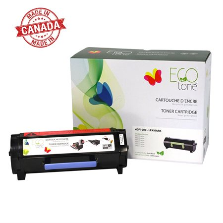 Remanufactured Lexmark 60F1000 Toner Cartridge