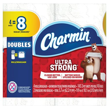 Charmin® Ultra Strong Toilet Tissue