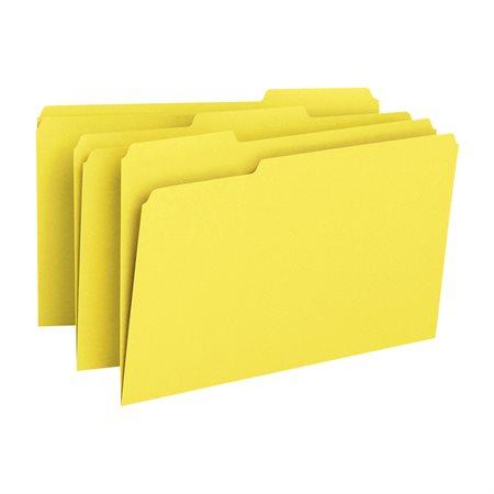 Coloured File Folders
