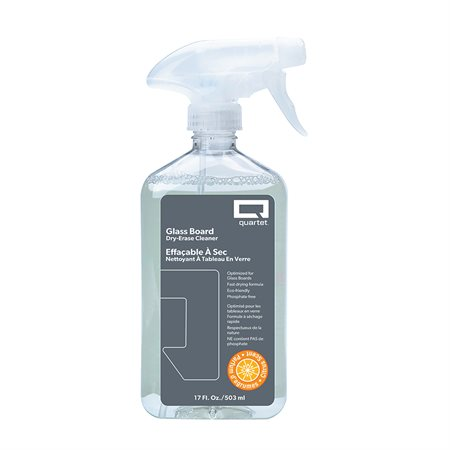 Glass Board Dry-Erase Cleaner
