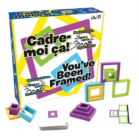 You've Been Framed! Game