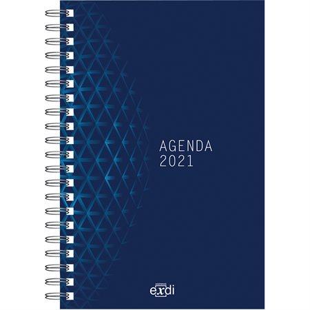 Agenda quotidien Exdi (2020)