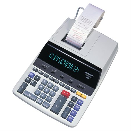 Calculatrice à imprimante EL-2630PIII