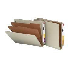 Pressboard End tab File Folder