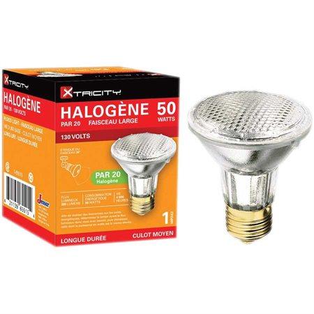 Ampoule halogène 130V